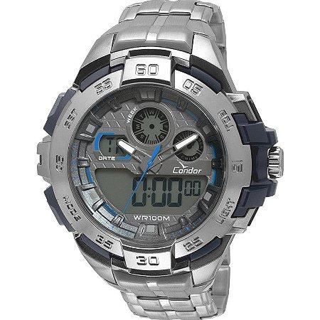 Relógio Condor Masculino Multifunção CO1154BR/3A
