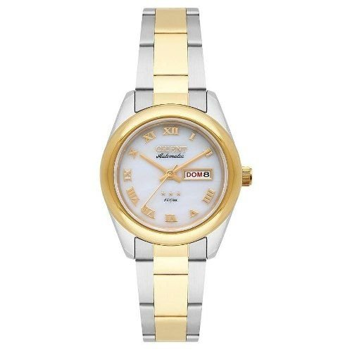 Relógio Orient Feminino Automático Bicolor 559TT009B3SK