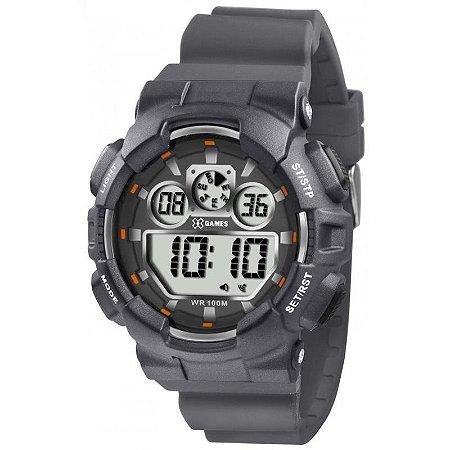 Relógio X-Games Masculino Digital Preta XMPPD343BXGX