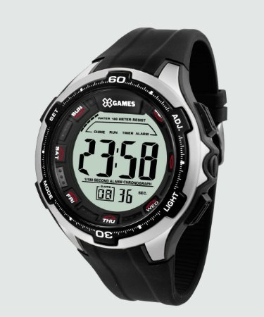 9bd642f8a83 Relógio X-Games Masculino Digital Preta XMPPD462BXPX - Estrela Joias ...