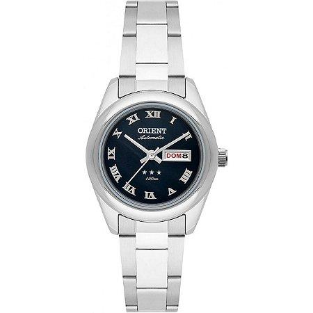 815d7038506 Relógio Orient Feminino Automático Prata 559SS009P3SX - Estrela ...