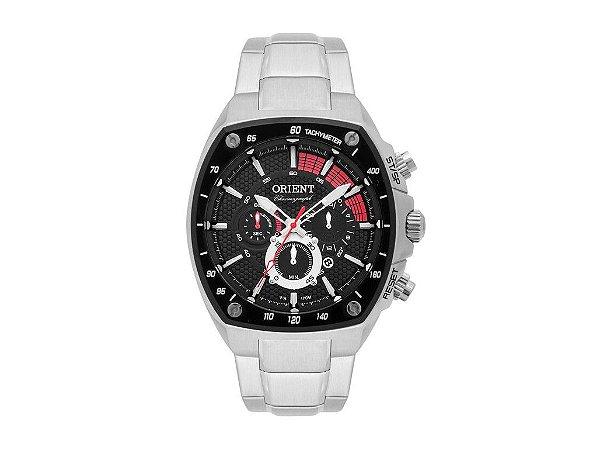 Relógio Orient Masculino Cronógrafo MBSSC173APVSX