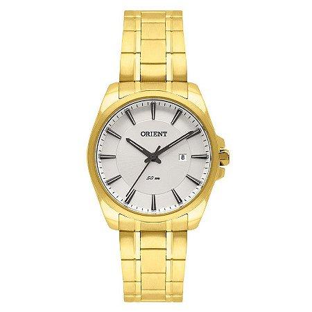 73be2661d54 Relógio Orient Feminino Analógico Dourado FGSS1146S1KX - Estrela ...