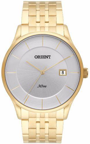 8e9d2ce2046 Relógio Orient Masculino Analógico Dourado MGSS1127S1KX - Estrela ...