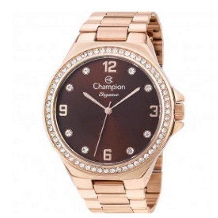 Relógio Champion Feminino Analógico Rosé CN25725X