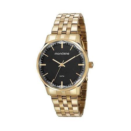 62a48c2a927 Relógio Mondaine Feminino Analógico Dourado 53642LPMVDE1 - Estrela ...