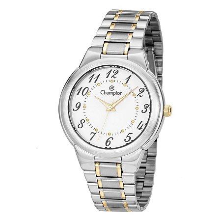 Relógio Champion Feminino Analógico Bicolor CH22368D