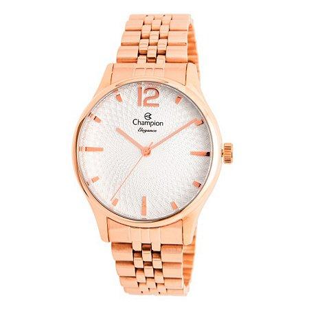 Relógio Champion Feminino Analógico Rosé CN24020Z