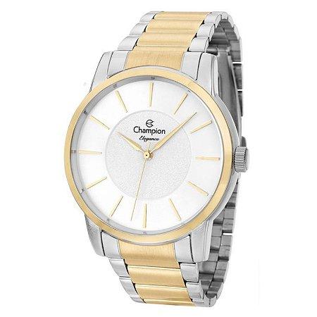 Relógio Champion Feminino Analógico Bicolor CN27509B