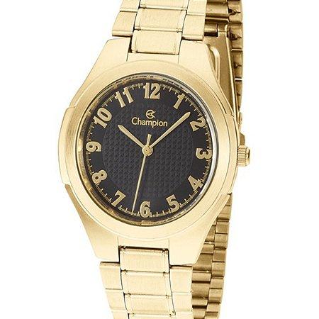 Relógio Feminino Champion Dourado CN20382U