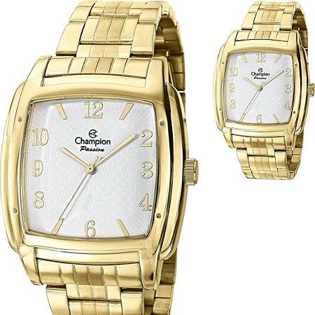 Relógio Champion Analógico Feminino Dourado CH24553H