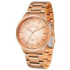 Relógio Lince Feminino Analógico Rose LRR4593L