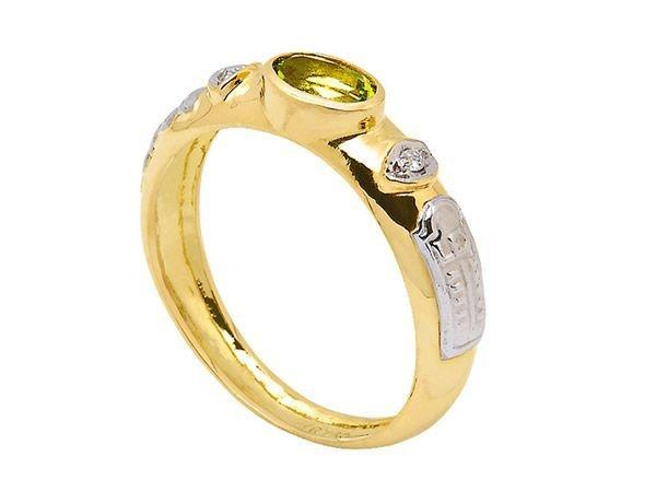 Anel de Formatura em Ouro 18K750 Ref. ANF511