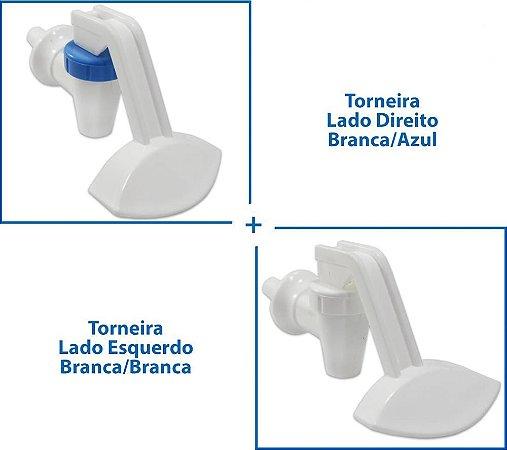 Torneira Acquaflex/Stilo Libell - Lado Esquerdo e Lado Direito