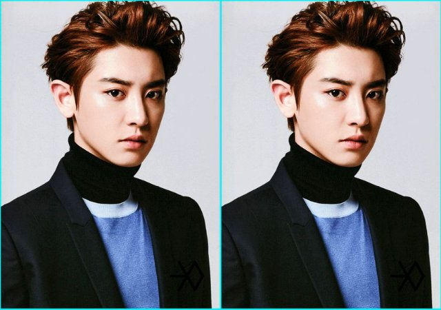 Capa de Travesseiro Chanyeol EXO 2