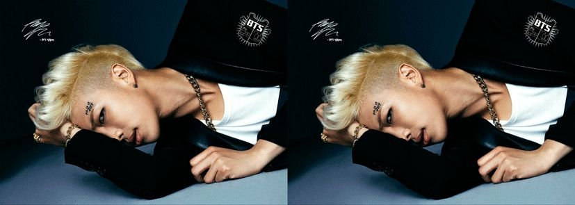Capa de Travesseiro Rap Monster Bts Bangtan Boys 2
