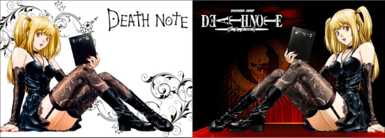 Capa de Travesseiro Death-Note Misa