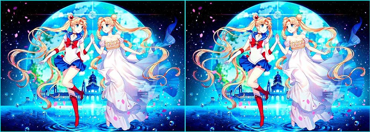 Capa de Travesseiro Sailor Moon - Serena