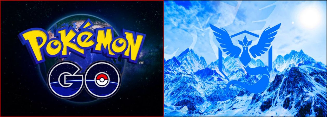 Capa de Travesseiro Pokemon Go Team Mystic