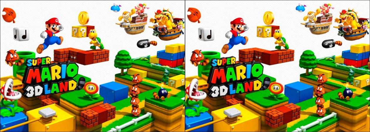 Capa de Travesseiro Super Mario Bros 3DLand