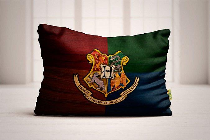 Travesseiro Harry Potter - Hogwarts