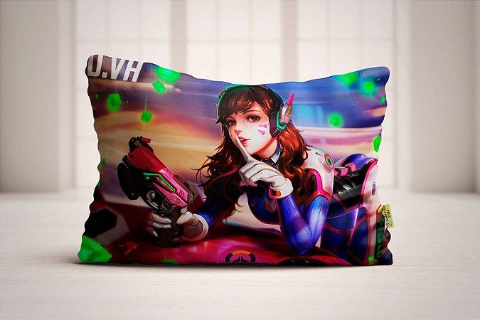 Travesseiro Overwatch D.VA 01