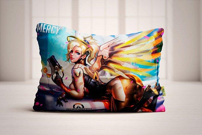 Travesseiro Overwatch Mercy