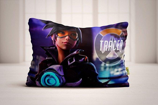 Travesseiro Overwatch Tracer