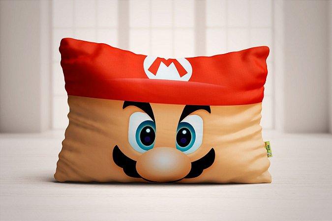 Travesseiro Super Mario Bros