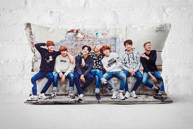 ALMOFADA MÉDIA K-POP BANGTAN BOYS BTS