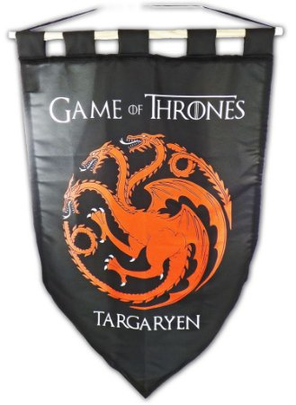 Flâmula Game of Thrones - Targaryen