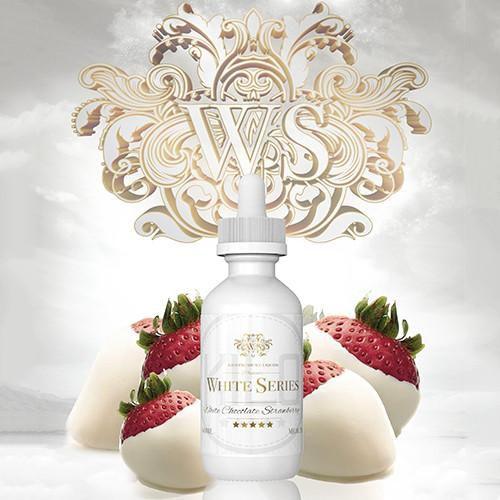 E-Liquid KILO Strawberry White Chocolate - White Series 60ML