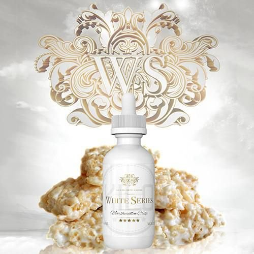 E-Liquido KILO Marshmallow Crisp White Series 60ML