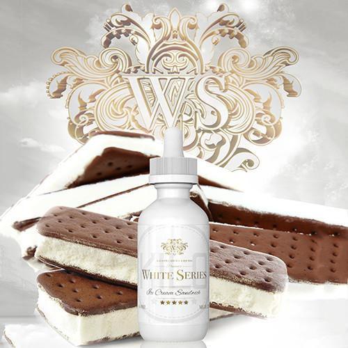E-Liquido KILO WHITE SERIES Ice Cream Sandwich 60ML
