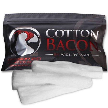 Algodão Cotton Bacon V2 Wick 'N' Vape 10g