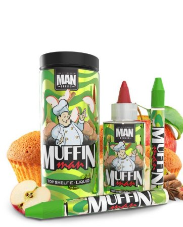 E-Liquido ONE HIT WONDER The Muffin Man 100ML