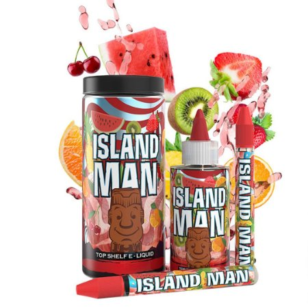 E-Liquido ONE HIT WONDER Island Man 100ML