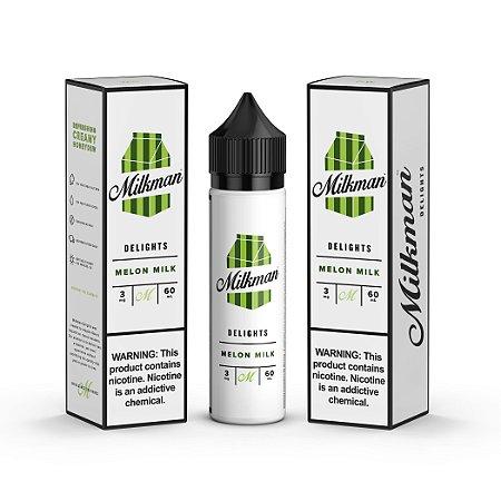 E-Liquido THE MILKMAN Delights Melon Milk 60ML