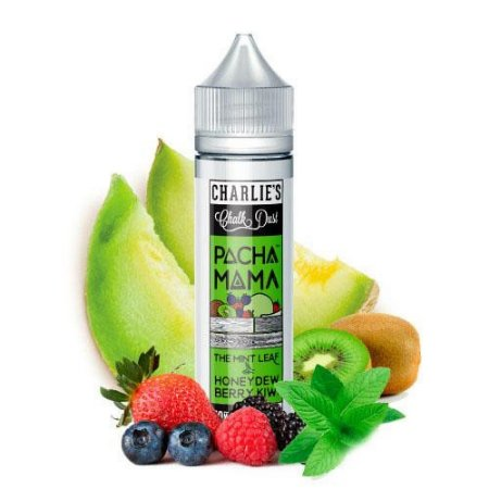 E-Liquido PACHA MAMA The Mint Leaf Honeydew Berry Kiwi 60ML