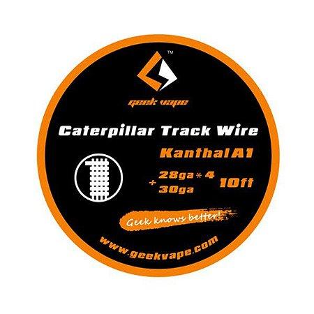 Fio para Resistência Geek Vape Caterpillar Track Wire