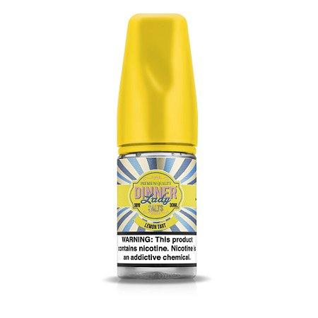 NicSalt DINNER LADY Lemon Tart 30ML