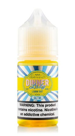 E-Liquido DINNER LADY Salts Lemon Tart 30ML