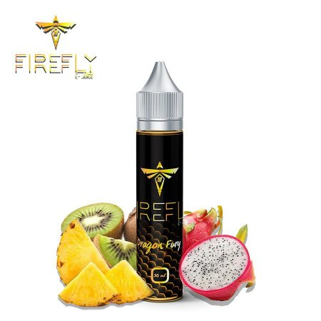 E-Liquido FIREFLY E-JUICE Dragon Fury