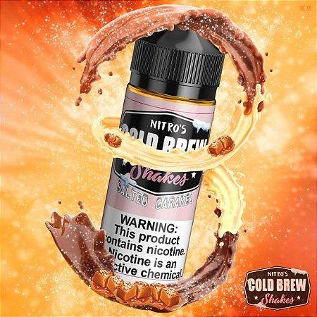 E-Liquido NITRO'S COLD BREW SHAKES Salted Caramel 100ML