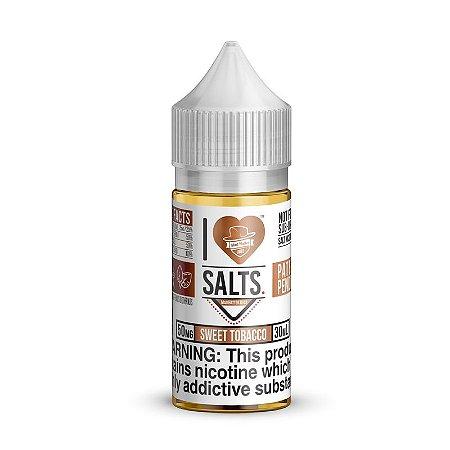 E-Liquido MAD HATTER JUICE SALT I Love Salts Sweet Tobacco 30ML