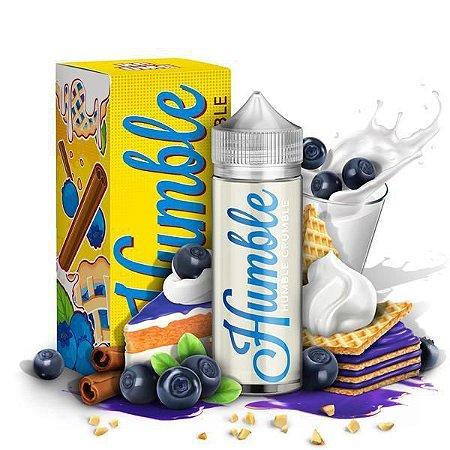 E-Liquido HUMBLE JUICE Crumble 120ML