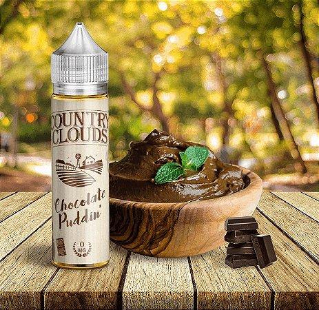 E-Liquido COUNTRY CLOUDS Chocolate Pudding 60ML