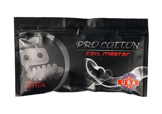 Algodão COIL MASTER Pro Cotton