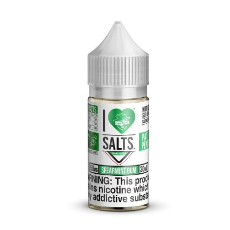 NicSalt I LOVE SALTS Spearmint (Spearmint Gum) 30ML