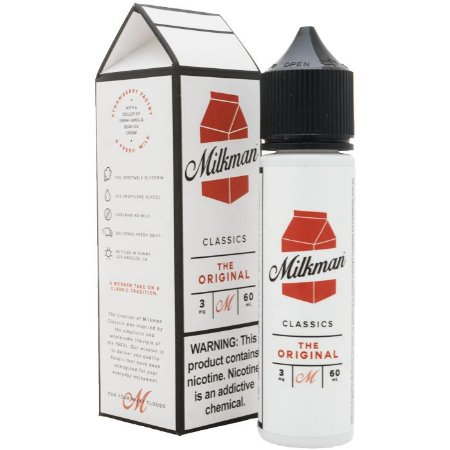 E-Liquido THE MILKMAN The Original 60ML
